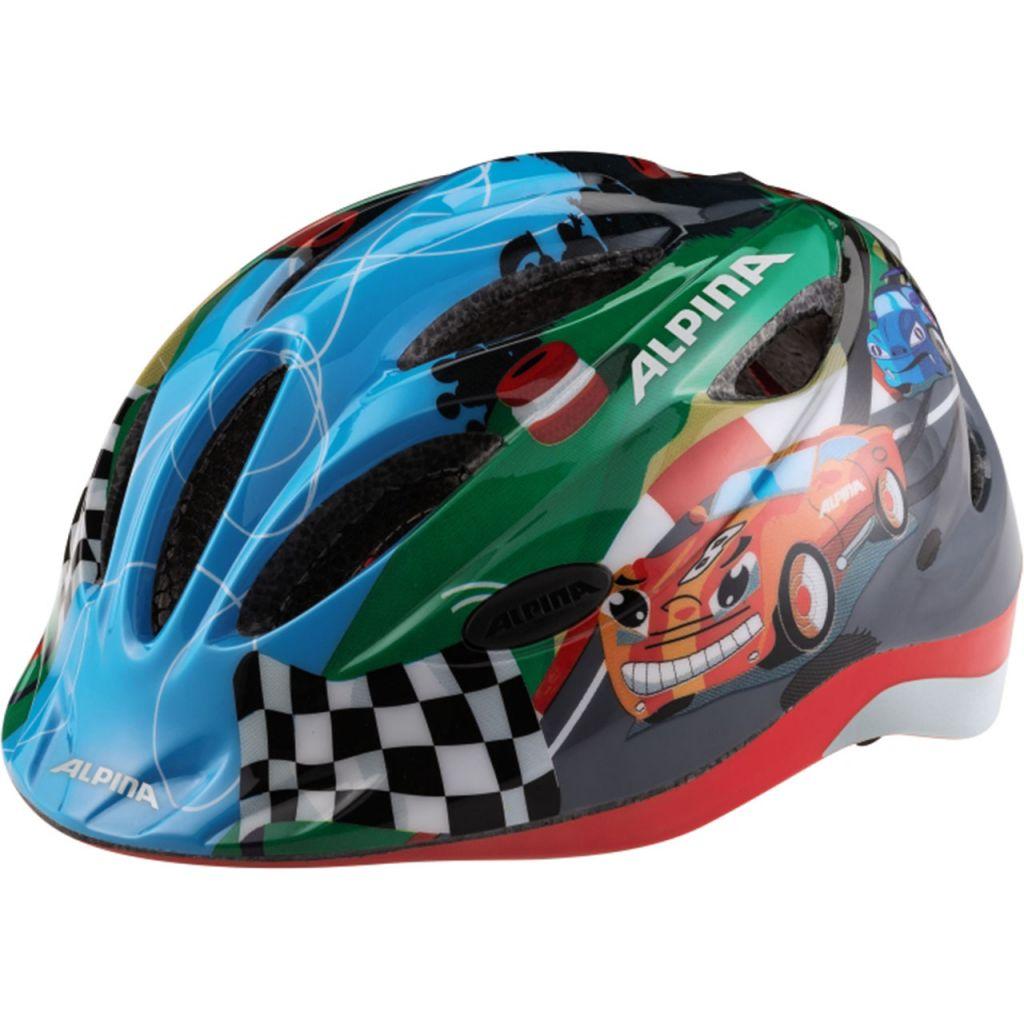 alpina gamma 2 0 flash kinder helm racing 39 95 die. Black Bedroom Furniture Sets. Home Design Ideas