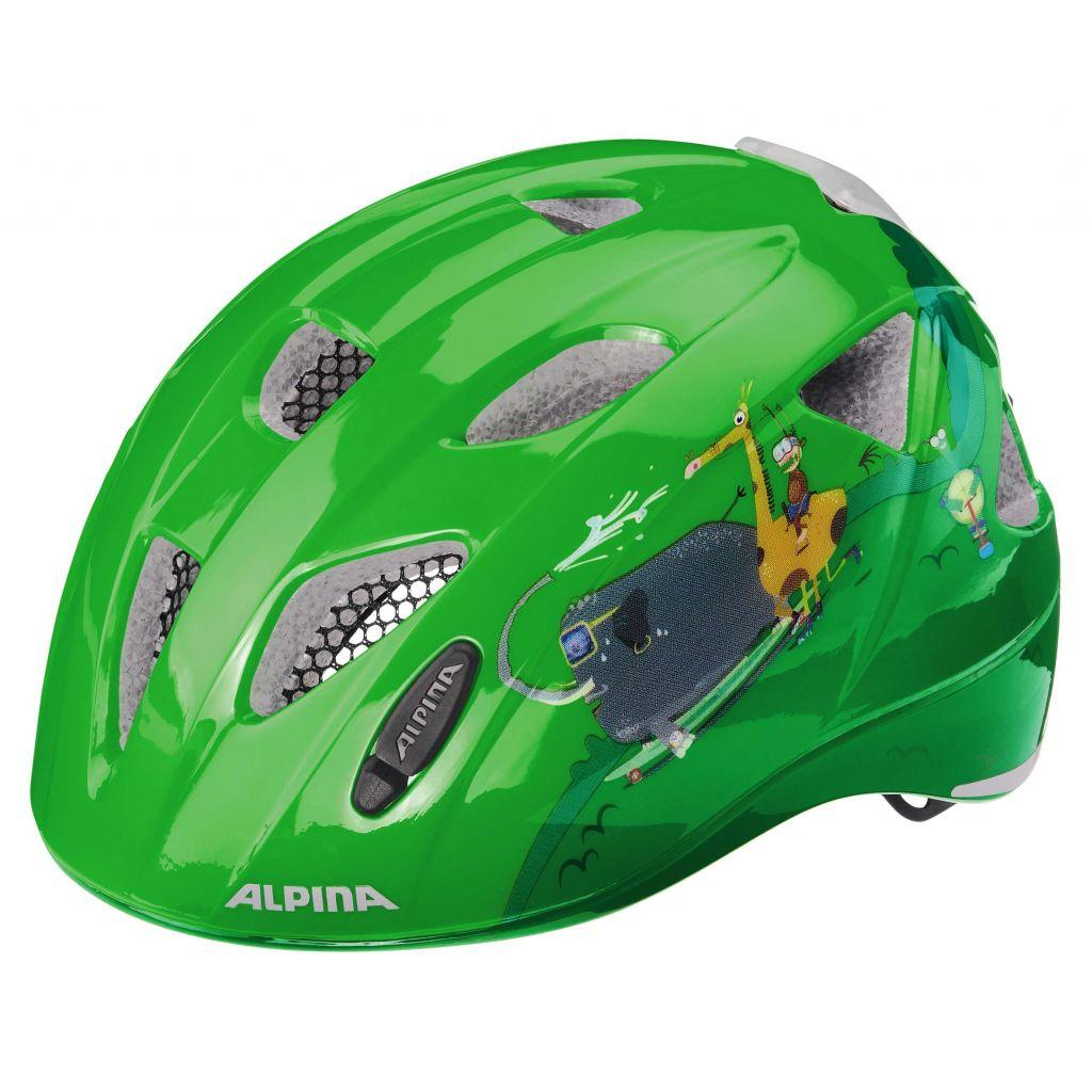 alpina ximo flash kinder helm race day 44 95 die. Black Bedroom Furniture Sets. Home Design Ideas