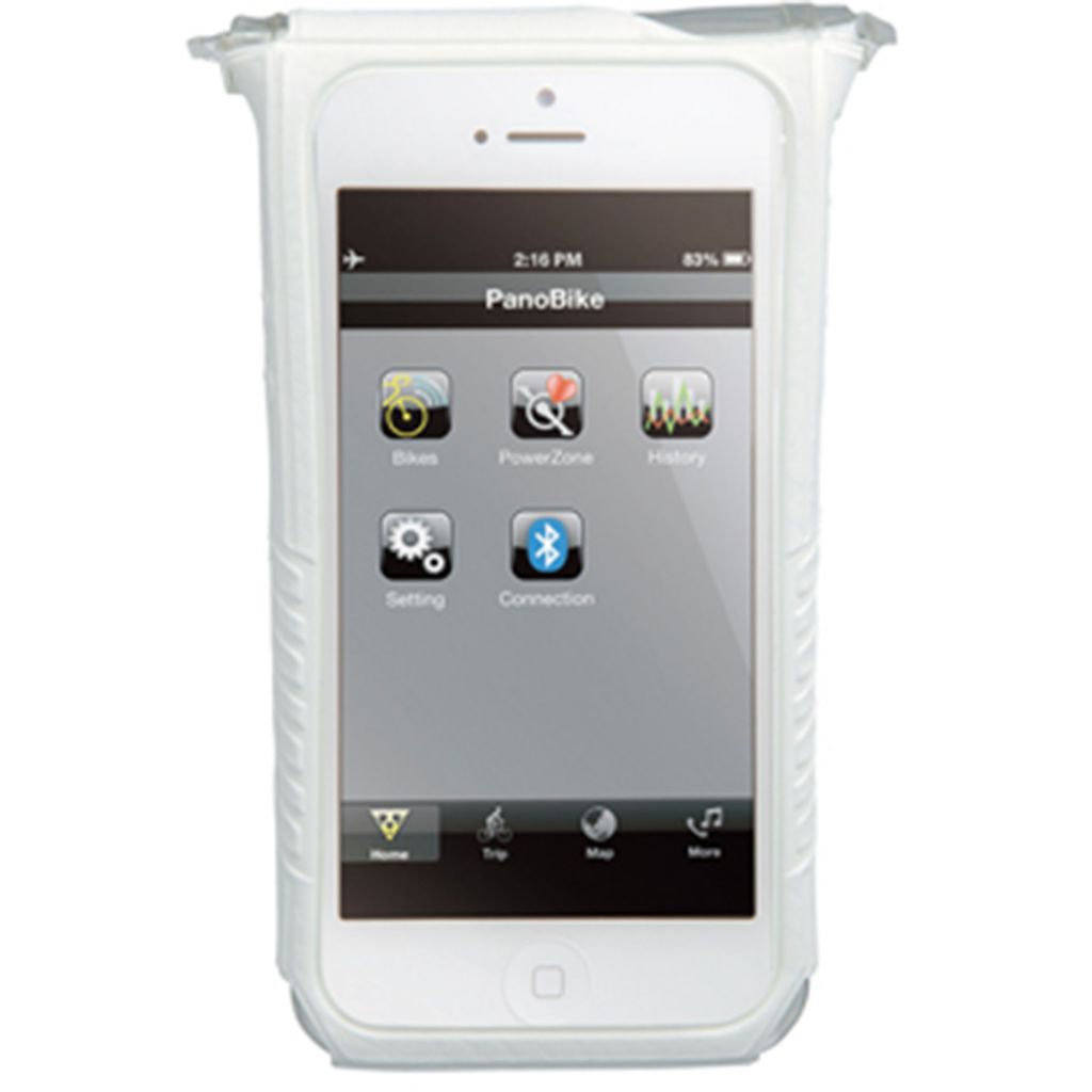 topeak smartphone drybag for iphone 5 wei tt9834w 24 95. Black Bedroom Furniture Sets. Home Design Ideas