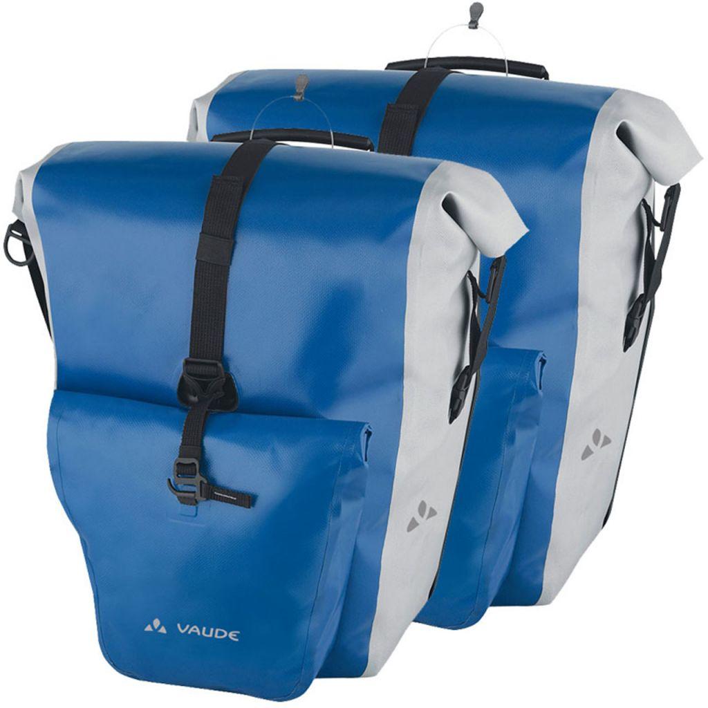 vaude aqua back plus gep cktr gertasche blau metallic 2 st. Black Bedroom Furniture Sets. Home Design Ideas