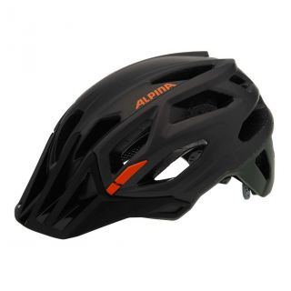 Alpina Garbanzo MTB-Helm ash-olive-orange