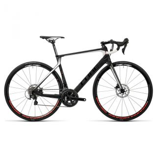 Cube Agree C:62 Disc Rennrad 28 carbon�n�white