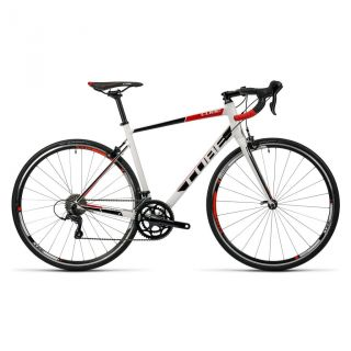 Cube Attain Pro Rennrad 28 white�n�black