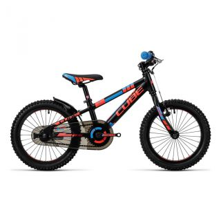 Cube Kid 160 Kids 16 black�n�flashred�n�blue