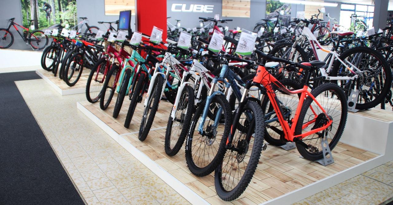 Cube Store Coswig günstig online kaufen - Die Fahrrad-Kette