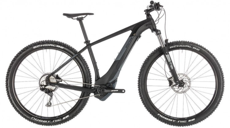 Cube Reaction Hybrid EXC 500 black´n´grey E-Bike 29 black´n´grey 21 2019