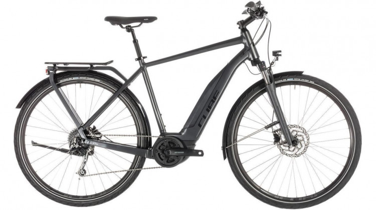 Cube Touring Hybrid 500 E-Bike 28 iridium´n´black 2019