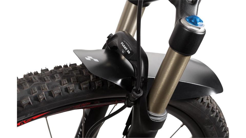 cube mudguard downhill schutzblech black die fahrrad. Black Bedroom Furniture Sets. Home Design Ideas