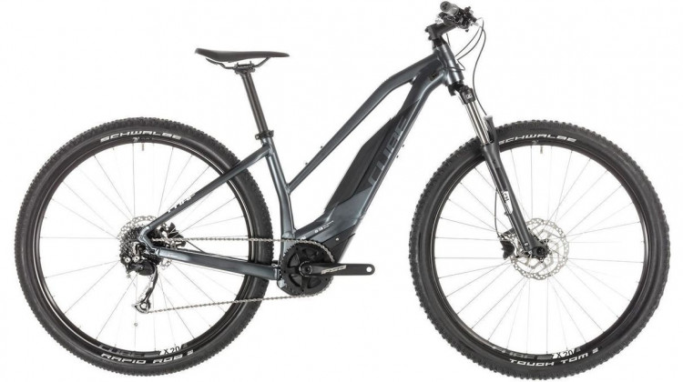 Cube Acid Hybrid ONE 400 E-Bike 29 Trapeze grey´n´white 2019