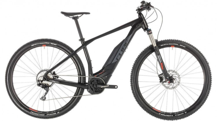 Cube Acid Hybrid Pro 400 E-Bike 29 black´n´iridium 17 2019