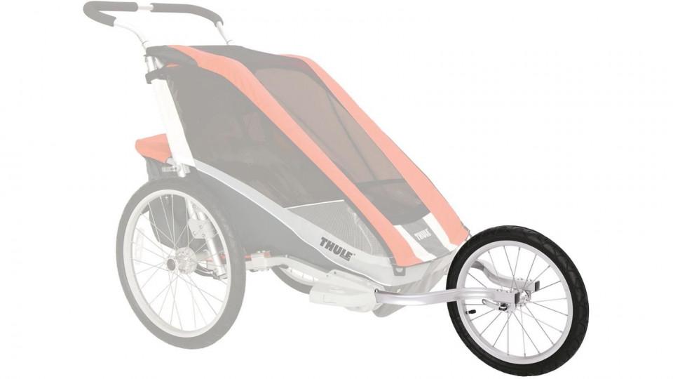 thule chariot jogging set cougar 1 cheetah 1 die. Black Bedroom Furniture Sets. Home Design Ideas