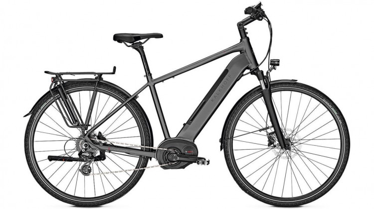 Kalkhoff ENDEAVOUR 3.B MOVE 8G 13.4AH 36V E-Bike 28 Diamant blackm S/43 cm 2019